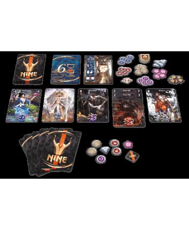 Nine (ML - 2019) | Boutique Starplayer | Jeu de Société