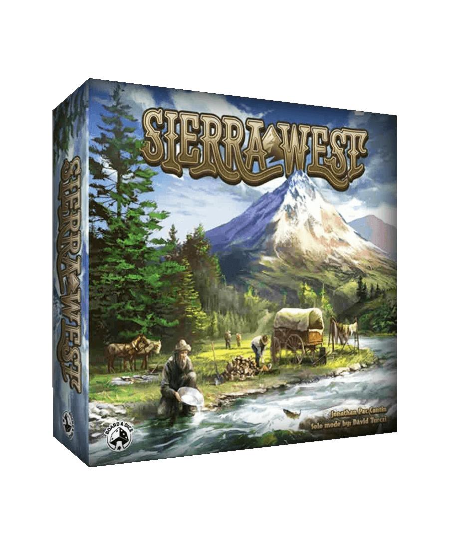 Sierra West (VF - 2019) | Boutique Starplayer  | Jeu de Société