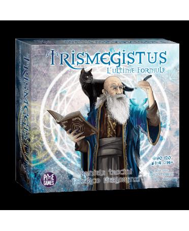 Trismegistus : L'Ultime Formule | Boutique Starplayer | Jeu de Société