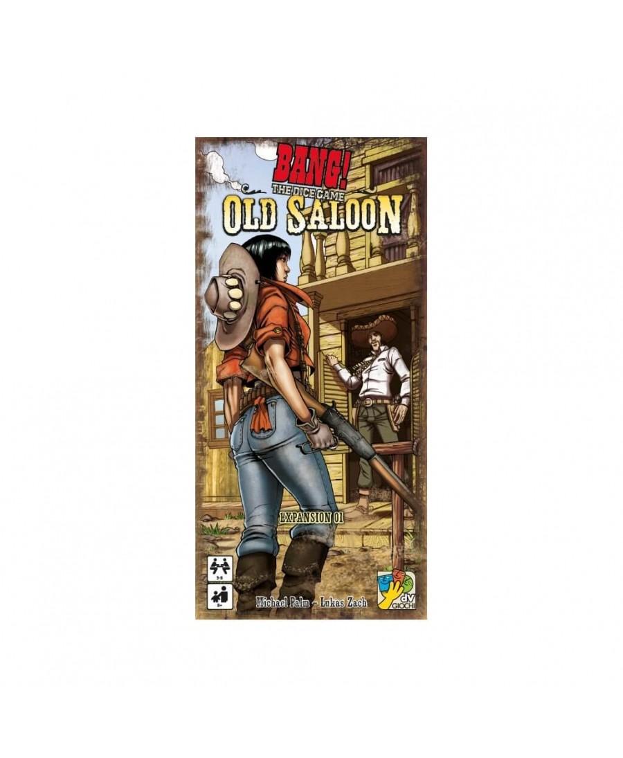 Bang! Le jeu de Dés : Old Saloon (VF - 2019) | Boutique Starplayer | Jeu de Dés