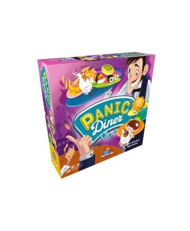 Panic Diner (VF) | Boutique Starplayer | Jeu de Société