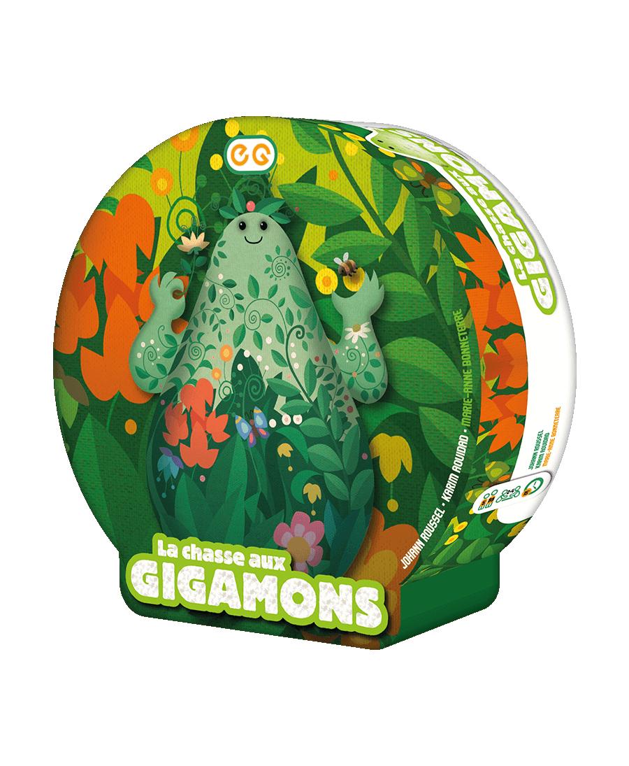 La Chasse aux Gigamons | Boutique Starplayer | Jeu de Société