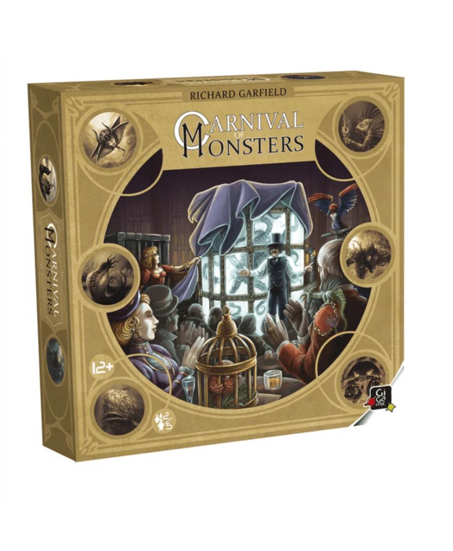 Carnival of Monsters (VF) | Boutique Starplayer | Jeu de Société