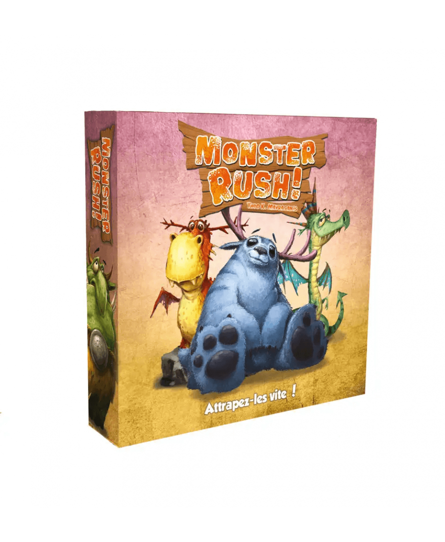 Monster Rush (VF - 2019) | Boutique Starplayer | Jeu de Société