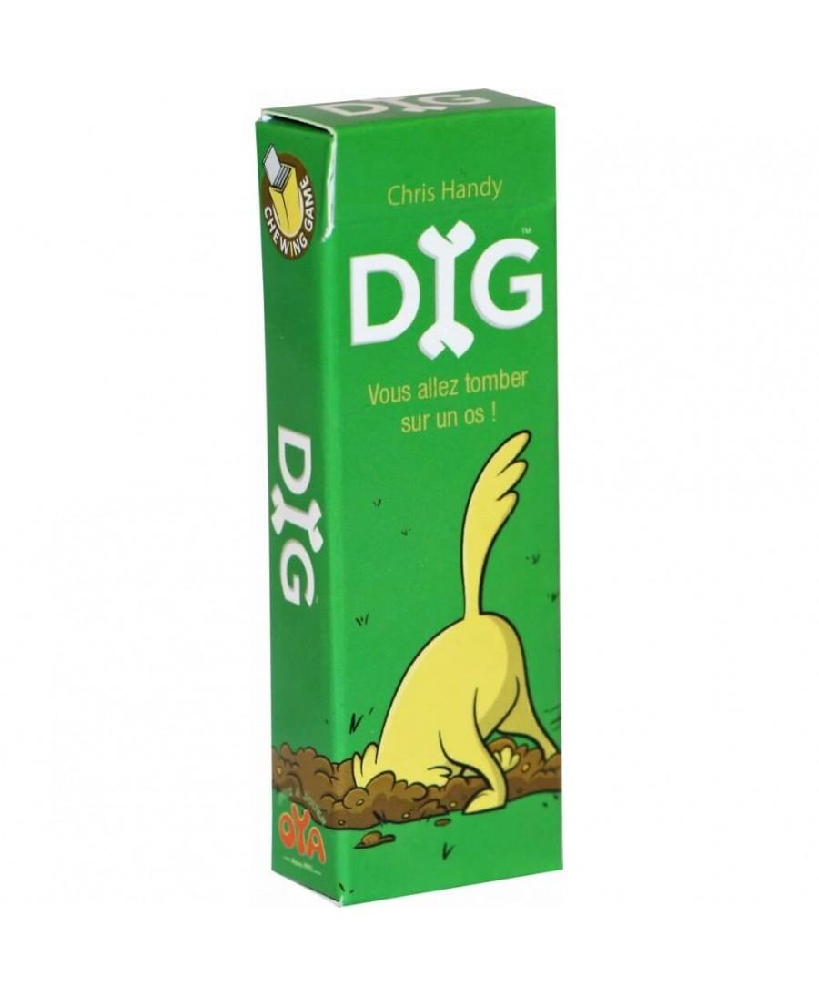 Chewing Game : Dig | Boutique Starplayer | Jeu de Société