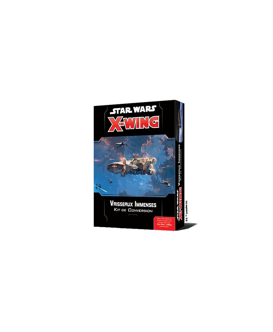 Star Wars X-Wing 2.0 : Vaisseaux Immenses   Boutique Starplayer   Jeu de Figurines