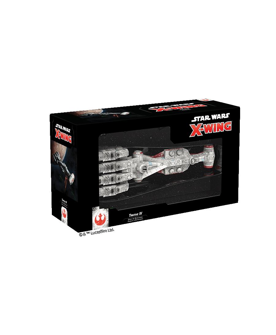 Star Wars X-Wing 2.0 : Tantive IV   Boutique Starplayer   Jeu de Figurines
