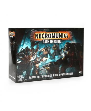 Necromunda : Dark Uprising (VO - 2019) | Boutique Starplayer | Jeu de Figurines