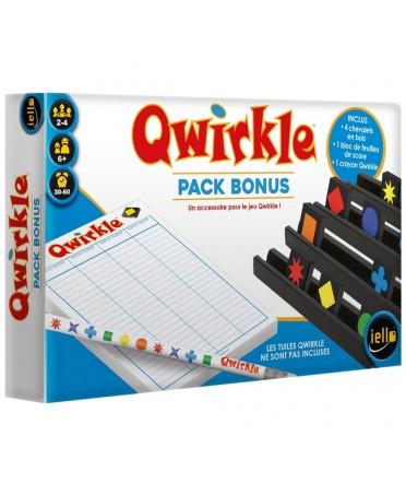 Qwirkle Pack Bonus (VF - 2019) | Boutique Starplayer | Jeu de Société