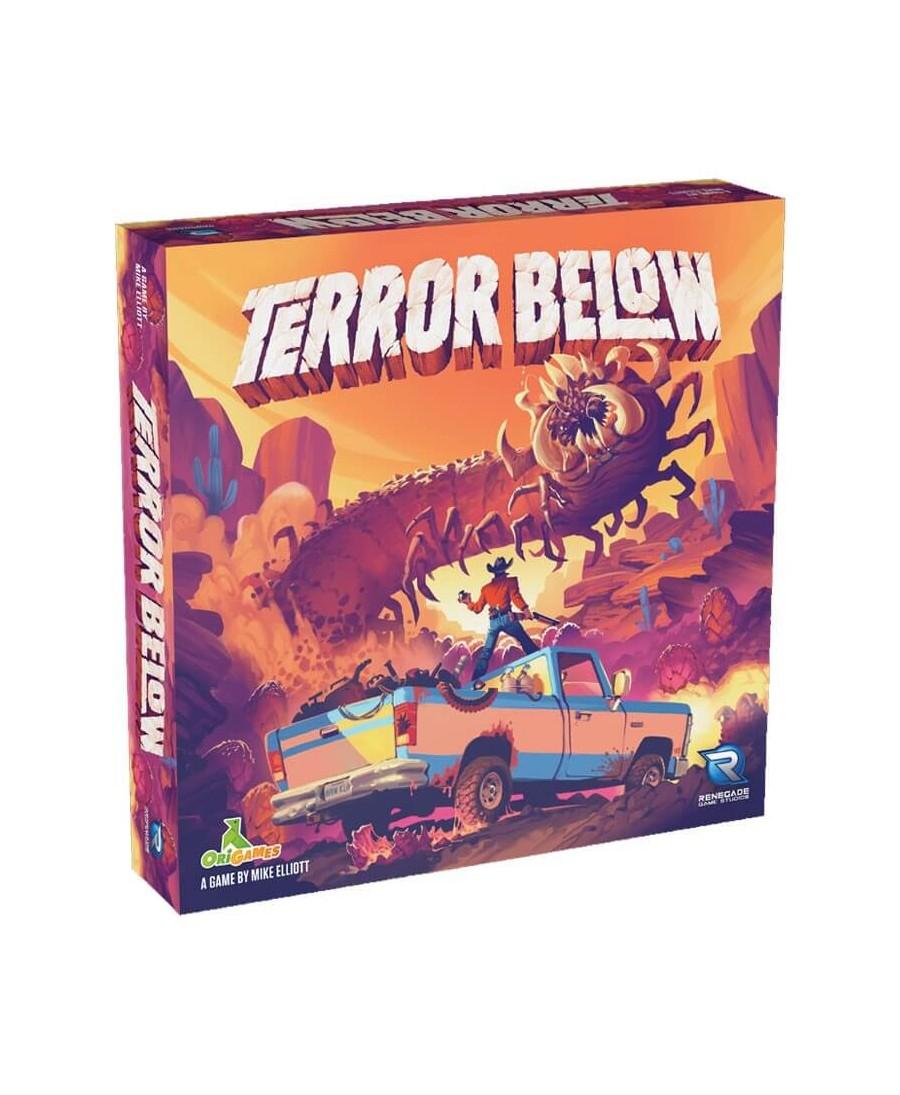 Terror Below (VF - 2019) | Boutique Starplayer | Jeu de Société