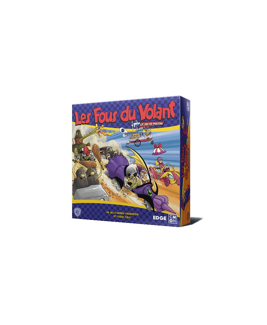 Les Fous du Volant (VF - 2019) | Boutique Starplayer | Jeu de Société
