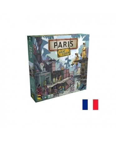 Paris : New Eden (VF)   Boutique Starplayer   Jeu de Société