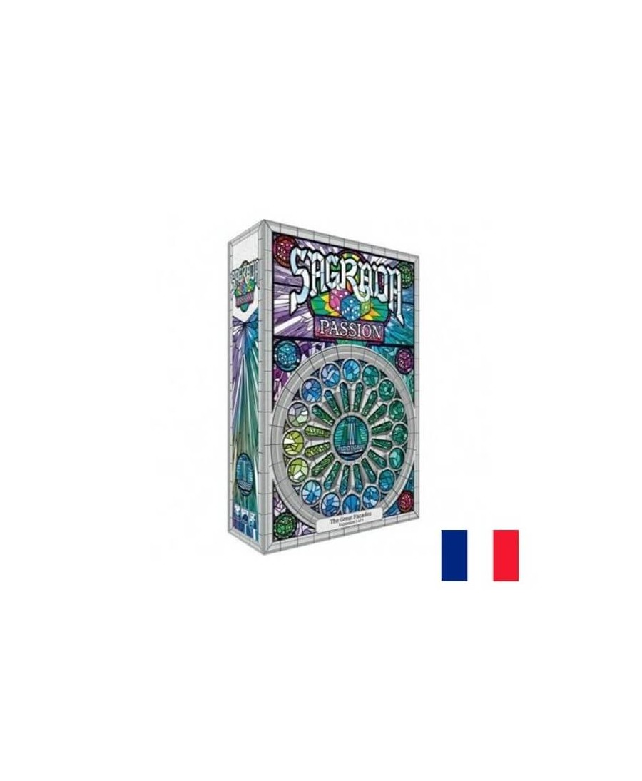 Sagrada : Extension Passion | Boutique Starplayer | Jeu de Société