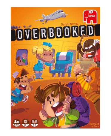 Overbooked (VF) | Boutique Starplayer | Jeu de Société