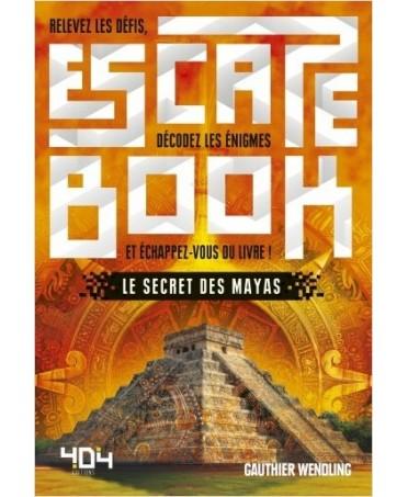 Escape Book : Le Secret des Mayas   Boutique Starplayer   Jeu de Société