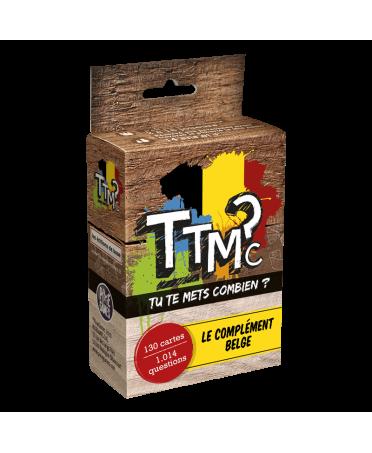 TTMC : Extension - Le Complément Belge   Boutique Starplayer   Jeu de Société