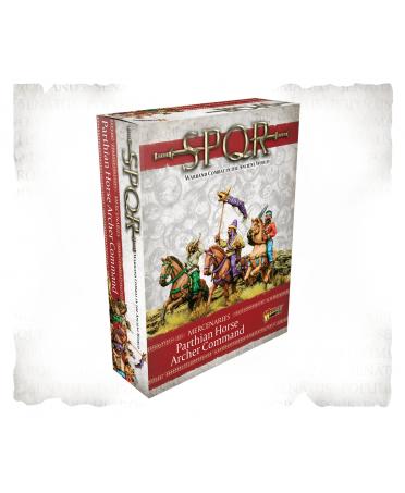 SPQR : Mercenaries - Parthian Horse Archer command | Starplayer | Jeu de Figurines