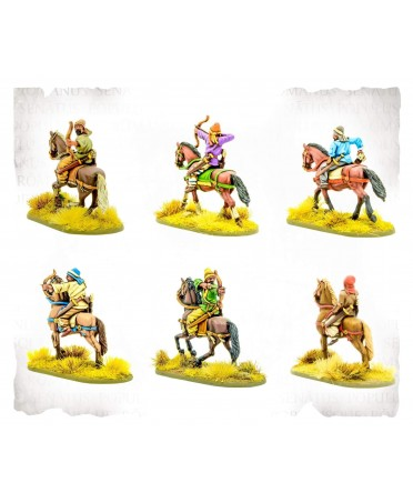 SPQR : Mercenaries - Parthian Horse Archers | Boutique Starplayer | Jeu de Figurines