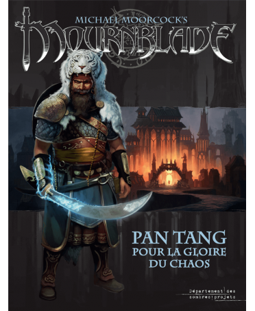 Pan Tang : Pour la Gloire du Chaos (VF - 2019)   Boutique Starplayer   Jeu de Rôle