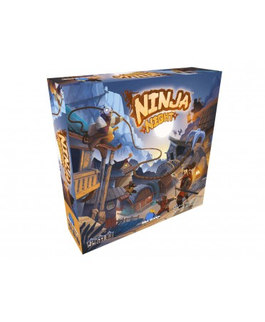 Ninja Night (ML) | Boutique Starplayer | Jeu de Société