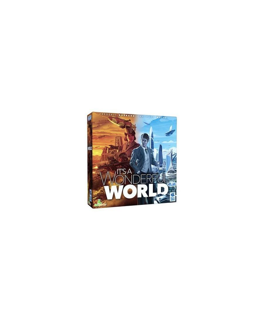 It's a Wonderful World (VF - 2019) | Boutique Starplayer | Jeu de Société