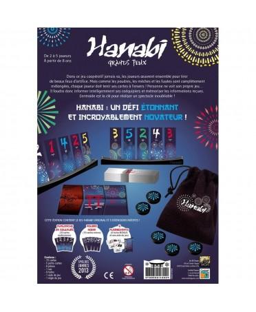 Hanabi : Grands Feux (VF - 2019) | Boutique Starplayer | Jeu de Société