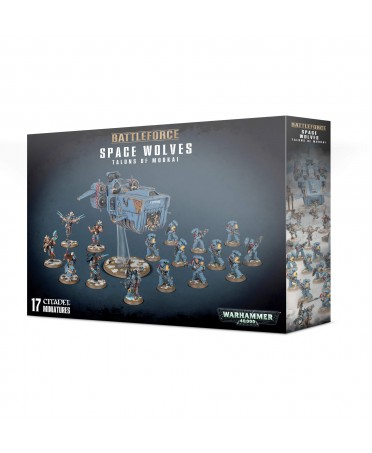 Space Wolves : Battleforce - Talons of Morkai | Boutique Starplayer | Jeu de Figurines
