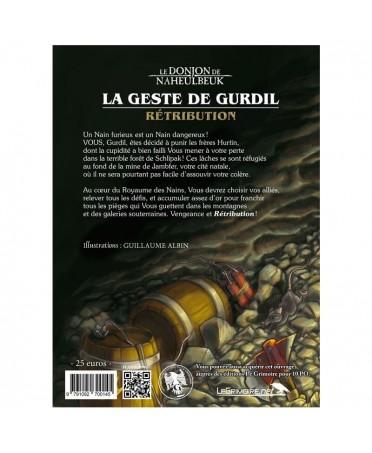 Donjon de Naheulbeuk : La Geste de Gurdil 2 Rétribution | Starplayer | Jeu de Rôle