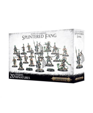 Slaves to Darkness : The Splintered Fang (2019) | Boutique Starplayer | Jeu de Figurines