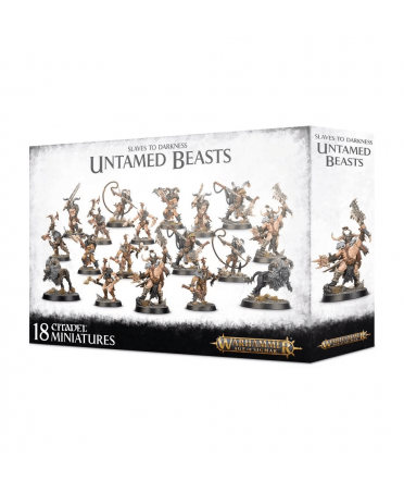 Slaves to Darkness : Untamed Beasts (2019) | Boutique Starplayer | Jeu de Figurines