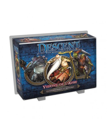Descent - 2ème Edition - Vision de l'Aube