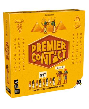 Premier Contact (ML)   Boutique Starplayer   Jeu de Société