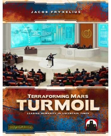 Terraforming Mars : Turmoil (VF) | Boutique Starplayer | Jeu de Société