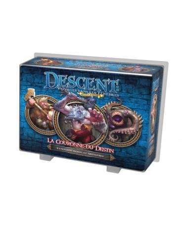Descent 2nd Edition - La Couronne du Destin (VF)