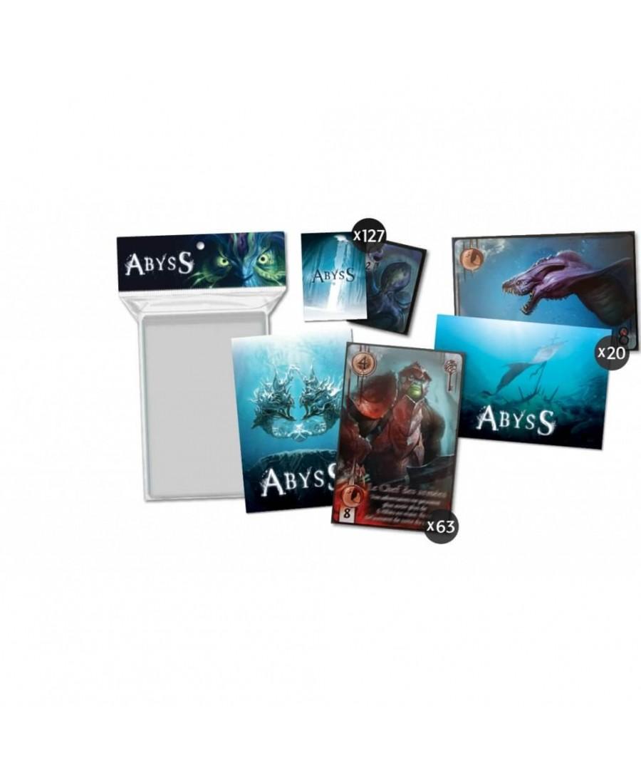 Abyss : Set de 210 Protège-cartes (2019) | Jeu de Société | Boutique Starplayer | Jeu de Société