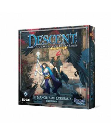 Descent 2nd Edition - Le Manoir aux Corbeaux