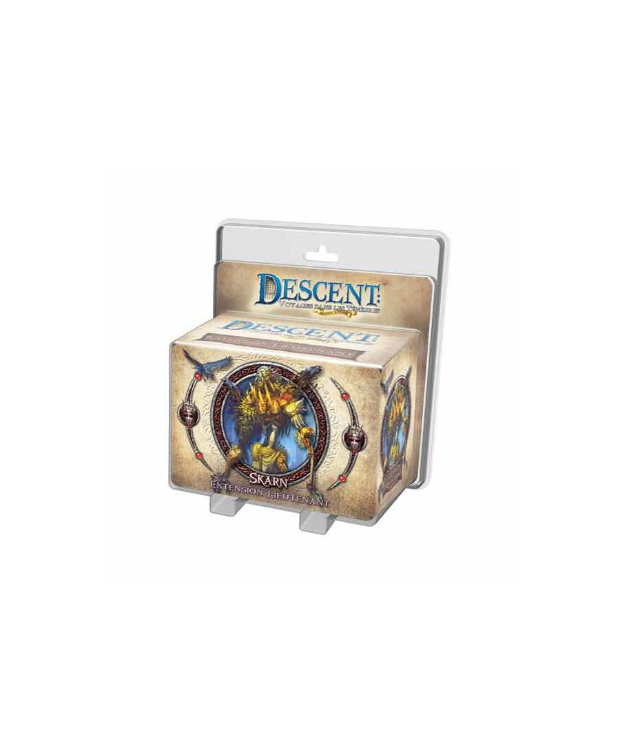 Descent 2nd Edition - Lieutenant Skarn