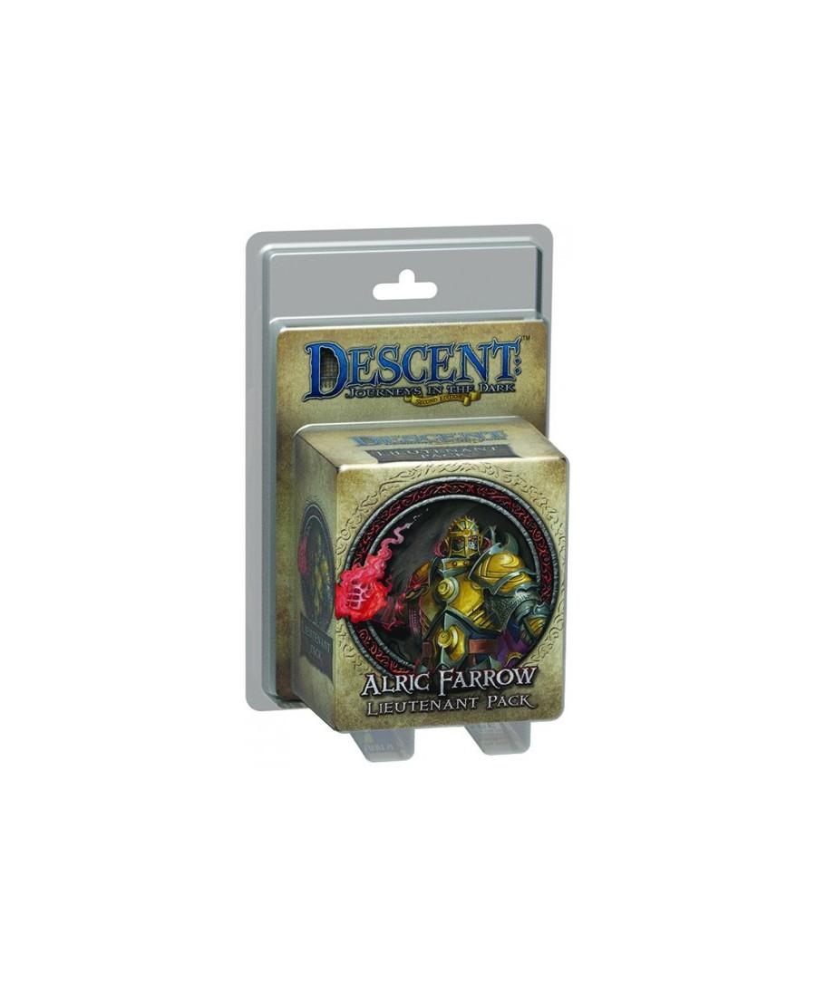 Descent 2nd Edition: Alric Farrow Extension Lieutenant
