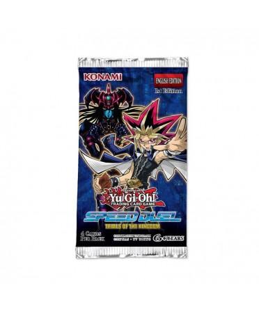 Yu-Gi-Oh! JCC : Booster Speed Duel Les Epreuves du Royaume | Jeu de Cartes | Boutique Starplayer