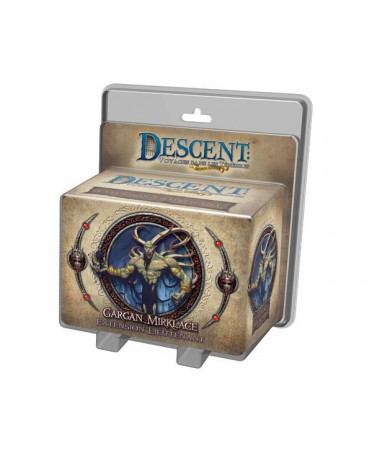 Descent 2nd Edition: Lieutenant Gargan Mirklace