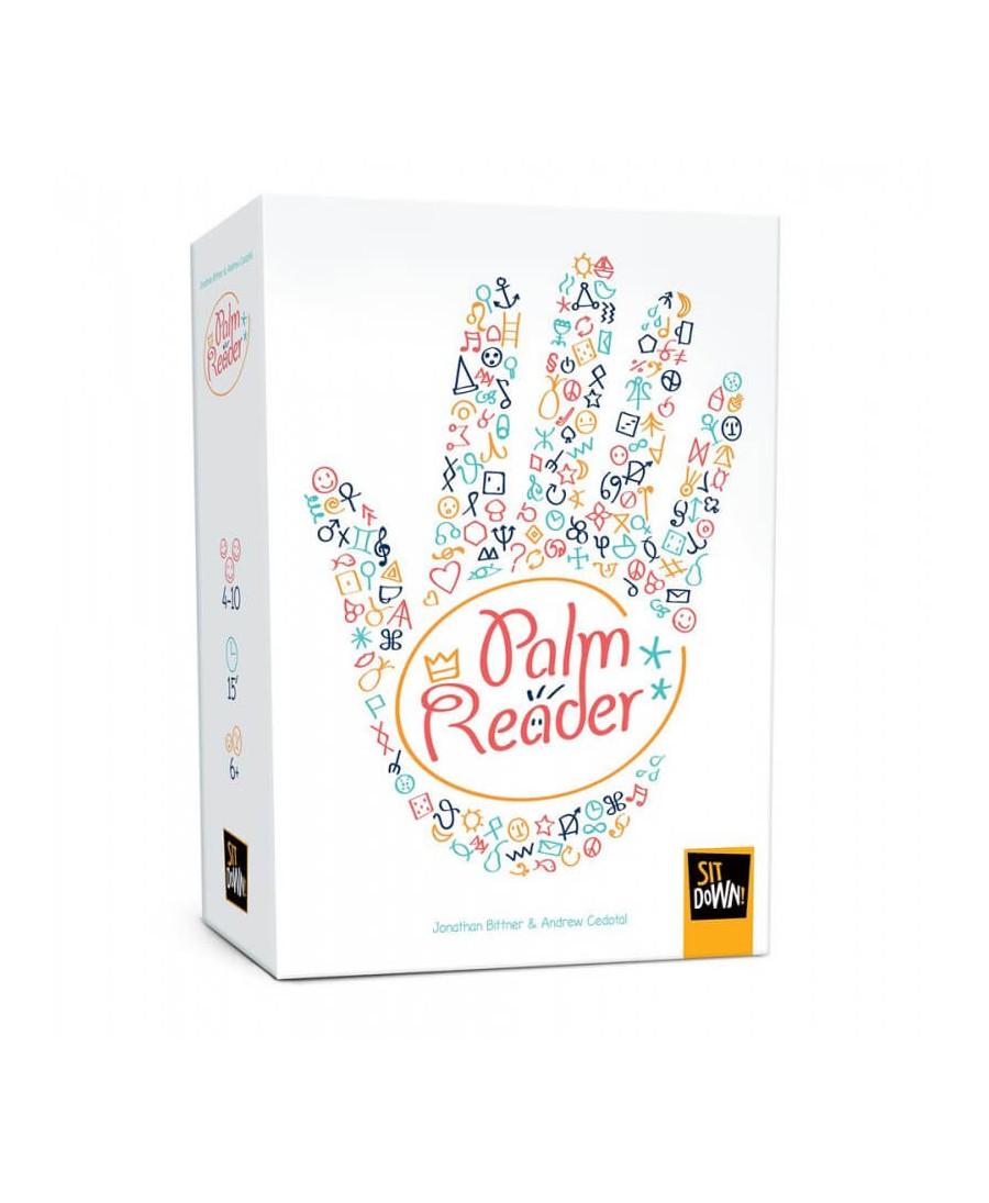 Palm Reader (ML) | Boutique Starplayer | Jeu de Société