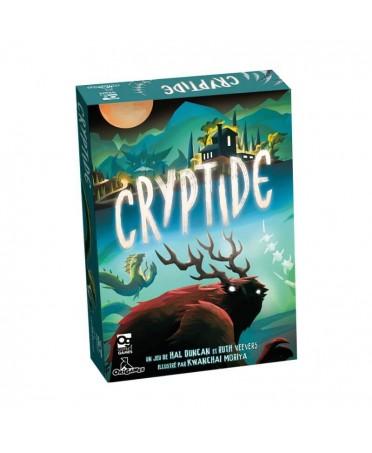 Cryptide (VF - 2019) | Boutique Starplayer | Jeu de Société