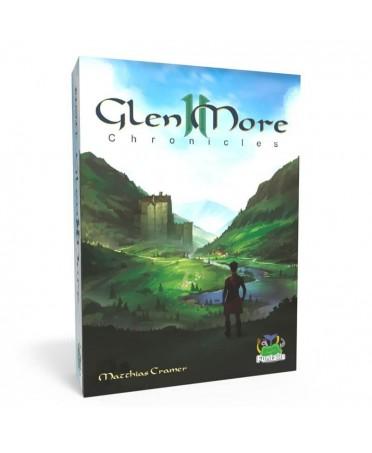 Glen More II : Chronicles (2019) | Boutique Starplayer | Jeu de Plateau