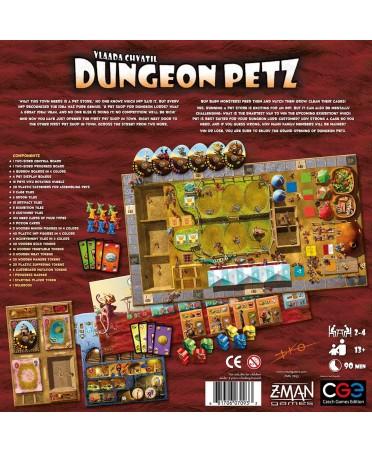 Dungeon Petz (VF - 2019) | Boutique Starplayer | Jeu de Société