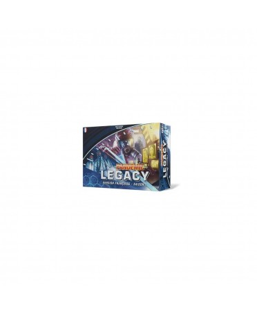 Pandemic Legacy : Saison 1 - Boite Bleue | Boutique Starplayer | Jeu de Plateau