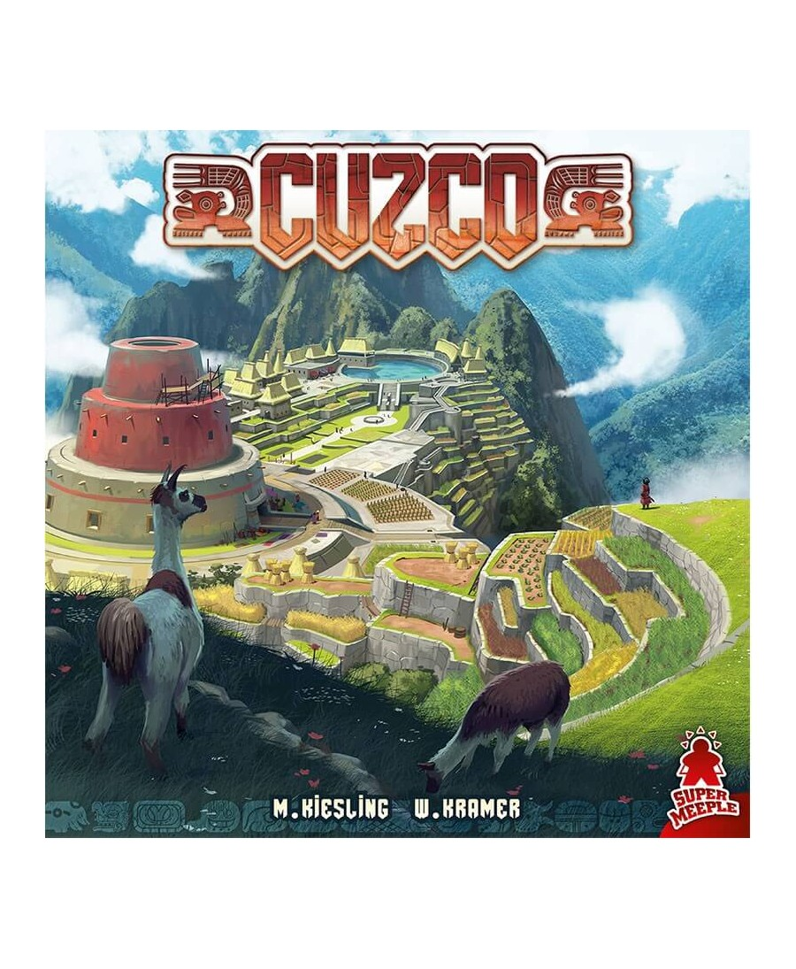 Cuzco | Boutique Starplayer | Jeu de Plateau
