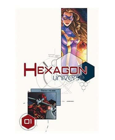 Hexagon Universe : Édition Révisée (VF - 2020) | Boutique Starplayer | Jeu de Rôle