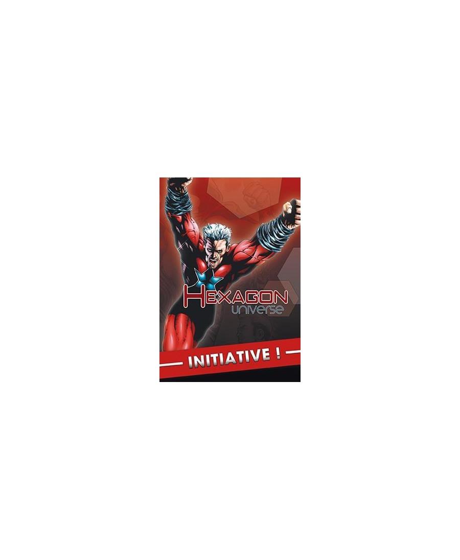 Hexagon Universe : Initiative (VF - 2020)   Boutique Starplayer   Jeu de Rôle