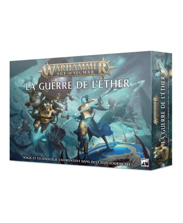 La Guerre de l'Éther (VF - 2020) | Boutique Starplayer | Jeu de Figurines