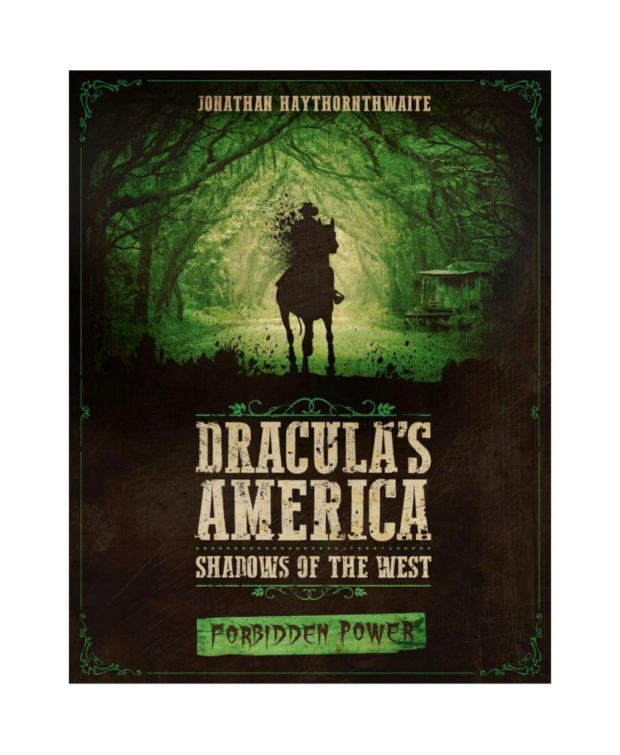 Dracula's America : Pouvoirs Interdits (VO)   Boutique Starplayer   Jeu de Figurines